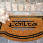 """Atlantic Way Lodge - (3) """"Fáilte!"""" Henry, our hedgehog will hold the door as you take in your luggage"""