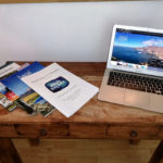 Atlantic Way Lodge - (3) Laptop friendly space and guest information
